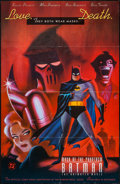 "Movie Posters:Animation, Batman: Mask of the Phantasm (DC Comics, 1993). Comic Book Poster (22"" X 34""). Animation.. ..."