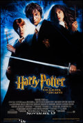 """Movie Posters:Fantasy, Harry Potter and the Chamber of Secrets (Warner Brothers, 2002).One Sheet (27"""" X 40"""") DS. Fantasy.. ..."""