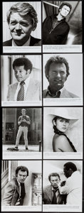 Movie Posters:Action, Magnum Force (Warner Brothers, 1973). Photos (22) (Various Sizes).Action.. ... (Total: 22 Items)