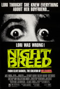 """Movie Posters:Horror, Nightbreed & Other Lot (20th Century Fox, 1990). One Sheet (27""""X 40"""" & 27"""" X 41"""") DS & SS. Horror.. ... (Total: 2 Items)"""