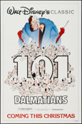 """Movie Posters:Animation, 101 Dalmatians & Other Lot (Buena Vista, R-1985). One Sheets (2) (27"""" X 41"""") SS & DS. Animation.. ... (Total: 2 Items)"""