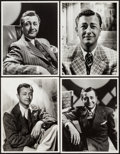 """Movie Posters:Miscellaneous, Robert Young (MGM, 1940s). Portrait Photos (4) (10"""" X 13""""). Miscellaneous.. ... (Total: 4 Items)"""