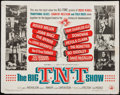 """Movie Posters:Rock and Roll, The Big T.N.T. Show (American International, 1966). Half Sheet (22""""X 28""""). Rock and Roll.. ..."""