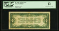 Error Notes:Inverted Reverses, Fr. 1606 $1 1934 Silver Certificate. PCGS Fine 12.. ...