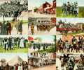 """Miscellaneous:Postcards, [Postcards]. Group of Twenty-two Depicting WWI. Various publisher'sand dates, ca. 1910s. Most measuring approximately 3.5"""" ..."""