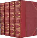 Books:World History, Sir Winston S. Churchill. Marlborough His Life and Times.London: George G. Harrap & Co., Ltd., [1933-1938]. First e...(Total: 4 Items)