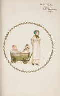 Books:Children's Books, Kate Greenaway. Collection. Including: Jane and Ann Taylor.Little Ann and Other Poems. Illustrated by Kate Greena...(Total: 3 Items)