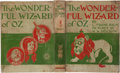 Books:Children's Books, L. Frank Baum. The Wonderful Wizard of Oz. Chicago and NewYork: George M. Hill Company, 1900. First edition, seco...