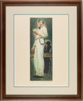 Political:Posters & Broadsides (1896-present), Abraham Lincoln: Limited Edition Signed Norman Rockwell Print. ...
