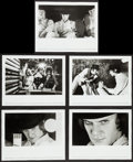 "Movie Posters:Science Fiction, A Clockwork Orange (Warner Brothers, 1971). Photos (10) (8"" X 10"").Science Fiction.. ... (Total: 10 Items)"