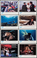 """Movie Posters:Comedy, Splash & Others Lot (Buena Vista, 1984). Lobby Card Sets of 8 (3) (11"""" X 14"""") & One Sheets (3) (27"""" X 41""""). Comedy.. ... (Total: 27 Items)"""
