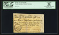 Colonial Notes:North Carolina, North Carolina April 4, 1748 40s PCGS Apparent Very Fine 20.. ...
