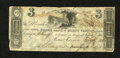Obsoletes By State:Ohio, Mount Vernon, OH- Owl Creek Bank $3 Nov. 9, 1816. This wonderfullynamed bank and its bank note comes to us from the dawn of...