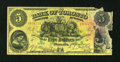 Canadian Currency: , Toronto, ON- Bank of Toronto $5 Oct. 1, 1929 Charlton. 715-22-22....
