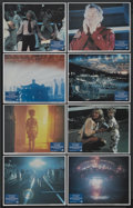 """Movie Posters:Science Fiction, Close Encounters of the Third Kind (Columbia, R-1980). SpecialEdition Lobby Card Set of 8 (11"""" X 14""""). Science Fiction. ...(Total: 8 Items)"""