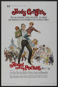 """Movie Posters:Comedy, Angel in My Pocket (Universal, 1969). One Sheet (27"""" X 41""""). Comedy. ..."""