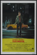 """Movie Posters:Crime, Taxi Driver (Columbia, 1976). One Sheet (27"""" X 41""""). Drama...."""