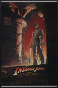 "Movie Posters:Adventure, Indiana Jones and the Temple of Doom (Paramount, 1984). One Sheet(27"" X 41""). Adventure. ..."