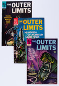 Silver Age (1956-1969):Science Fiction, Outer Limits File Copy Group (Dell, 1964-69) Condition: AverageVF+.... (Total: 22 Comic Books)