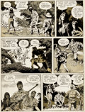 "Original Comic Art:Panel Pages, Wally Wood Witzend #1 ""Animan"" Page 3 Original Art (WallaceWood, 1966-67)...."