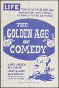 """Movie Posters:Documentary, The Golden Age of Comedy & Others Lot (MGM, R-1960s). International One Sheet (28"""" X 42""""), Spanish One Sheet (27.5"""" X 39.25""""... (Total: 9 Items)"""