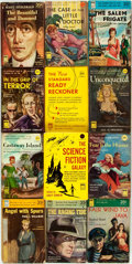 Books:Pulps, [Vintage Paperbacks]. Group of Twenty-Eight Vintage PermaPaperbacks. Garden City: Perma, [1950s]. Includes works by Pohl,G... (Total: 28 Items)