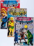 Silver Age (1956-1969):Horror, Tales of the Unexpected Group (DC, 1957-61) Condition: AverageVG.... (Total: 34 Comic Books)