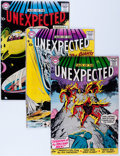 Silver Age (1956-1969):Horror, Tales of the Unexpected Group (DC, 1958-61) Condition: AverageFN.... (Total: 15 Comic Books)