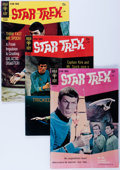 Silver Age (1956-1969):Science Fiction, Star Trek Group (Gold Key, 1968-70) Condition: Average VG+.... (Total: 8 Comic Books)