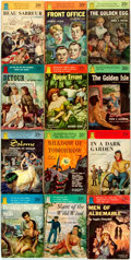 Books:Pulps, [Vintage Paperbacks]. Group of Twenty-Six Vintage Perma Paperbacks.Garden City: Perma, [1950s]. Includes works by Jennings,... (Total:27 Items)