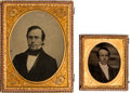 Photography:Ambrotypes, Early Photography: Ambrotypes of Dickinson College President....