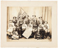 Political:Small Paper (1896-present), Prohibition: Charming Photo of Child Activists....