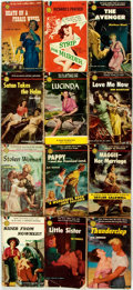 Books:Pulps, [Vintage Paperbacks]. Group of Thirty-Nine Vintage Gold MedalPaperbacks. New York: Gold Medal, [1950-1960s]. Includes three...(Total: 39 Items)