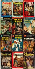 Books:Pulps, [Vintage Paperbacks]. Group of Thirty-Nine Vintage Paperbacks.Various Publishers, [1950-1960s]. Includes works by Dos Passo...(Total: 39 Items)
