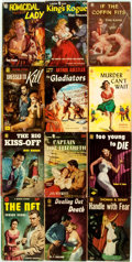 Books:Pulps, [Vintage Paperbacks]. Group of Thirty-Six Vintage Paperbacks.Various Publishers, [1950-1960s]. Includes works by de Camp, P...(Total: 36 Items)