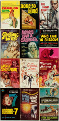 Books:Pulps, [Vintage Paperbacks]. Group of Thirty-Two Vintage Paperbacks.Various Publishers, [1960-1970s]. Includes works by de Camp, P...(Total: 32 Items)