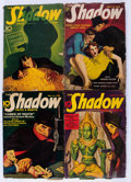 Pulps:Detective, Shadow Group (Street & Smith, 1938-40) Condition: AverageGD/VG.... (Total: 13 Comic Books)