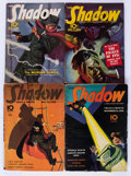 Pulps:Detective, Shadow Group (Street & Smith, 1938-42) Condition: AverageVG.... (Total: 11 Comic Books)