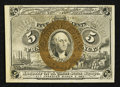 Fractional Currency:Second Issue, Fr. 1233 5¢ Second Issue About New.. ...