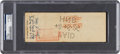 Baseball Collectibles:Others, 1926 Ty Cobb Signed Check from Christy Walsh Syndicate. ...