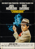 "Movie Posters:Mystery, Chinatown (Paramount, 1974). German A1 (23.25"" X 33"") Style A.Mystery.. ..."