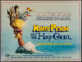 """Movie Posters:Comedy, Monty Python and the Holy Grail (EMI, 1975). British Quad (30"""" X40""""). Comedy.. ..."""