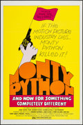 """Movie Posters:Comedy, And Now for Something Completely Different (Columbia, 1972). One Sheet (27"""" X 41""""). Comedy.. ..."""