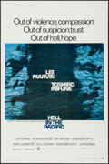 """Movie Posters:War, Hell in the Pacific & Others Lot (Cinerama Releasing, 1968).One Sheets (3) (27"""" X 41""""). War.. ... (Total: 3 Items)"""