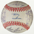 Autographs:Baseballs, 1983 Chicago White Sox Team Signed Baseball....