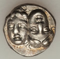 Ancients:Greek, Ancients: MOESIA. Istrus. 4th century BC. AR drachm ( 6.06 gm)....