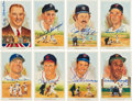 "Baseball Collectibles:Others, 1989 Perez-Steele ""Celebration"" Complete Set - Signed by 23...."