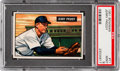 Baseball Cards:Singles (1950-1959), 1951 Bowman Jerry Priddy #71 PSA Mint 9 - Pop Four, None Higher....