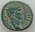 Ancients:Roman Provincial , Ancients: JUDAEA. Sepphoris. Trajan (AD 98-117). AE 23 mm (7.92gm)....