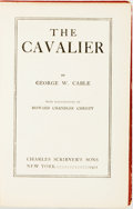 Books:Literature 1900-up, George W. Cable. The Cavalier. With illustrations by Howard Chandler Christy. New York: Scribner's, 1901. First edit...